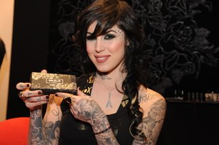 Kat Von D makeup line with Sephora